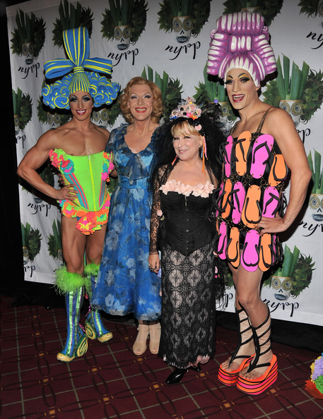 16th Annual Bette Midler's New York Restoration Project's Hulaween