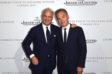 Nick Broomfield Jaeger-LeCoultre Hosts Dinner - The 69th Annual Cannes Film Festival