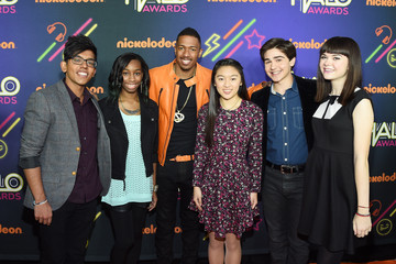Nick Cannon Nickelodeon Halo Awards - Arrivals