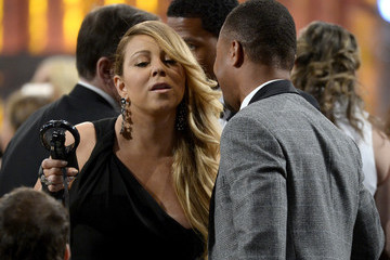 Nick Cannon Mariah Carey 20th Annual Screen Actors Guild Awards Show