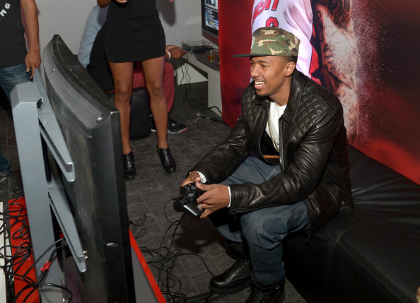 NBA 2K14 Premiere Party at Greystone Manor