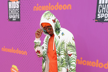 Nick Cannon Nickelodeon Kids' Choice Sports Awards 2017 - Red Carpet