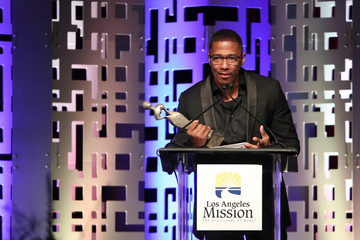 Nick Cannon The Los Angeles Mission Legacy Of Vision Gala  - Inside