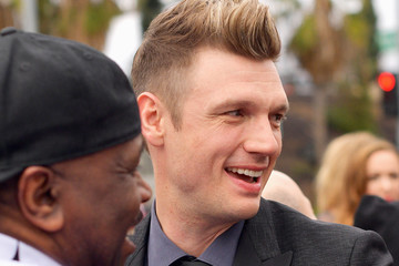 Nick Carter 61st Annual Grammy Awards - Red Carpet