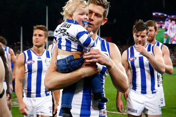 Nick Dal Santo AFL First Elimination Final - Adelaide v North Melbourne