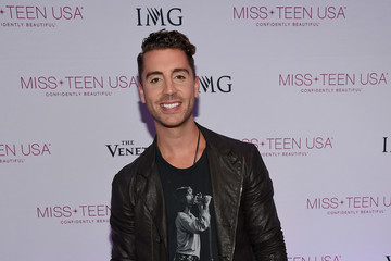 Nick Fradiani 2016 Miss Teen USA Competition - Arrivals