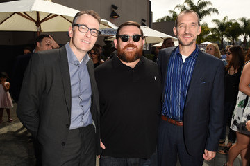 "Nick Frost Premiere Of Focus Features' ""The Boxtrolls"" - Pre-Party"