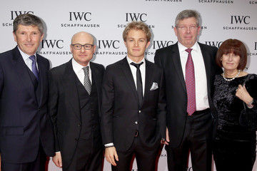 Nick Fry IWC Race Night At SIHH 2013 - Red Carpet Arrivals