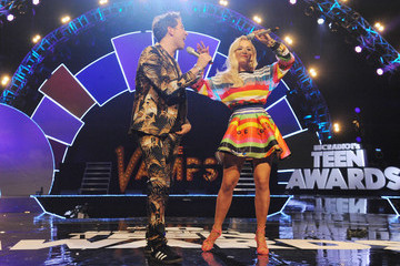 Nick Grimshaw Radio One Teen Awards - Live Show