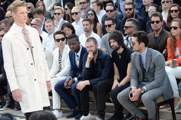 Nick Grimshaw Burberry Menswear Spring/Summer 2016 - Front Row & Show