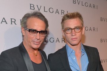 Nick Gruber BVLGARI Celebrates Elizabeth Taylor's Magnificent Collection Of BVLGARI Jewelry - Red Carpet