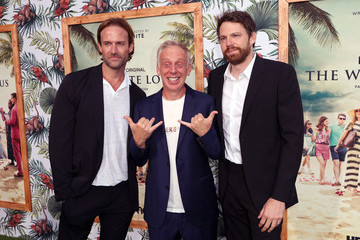 """Nick Hall Los Angeles Premiere Of New HBO Limited Series """"The White Lotus"""" - Red Carpet"""