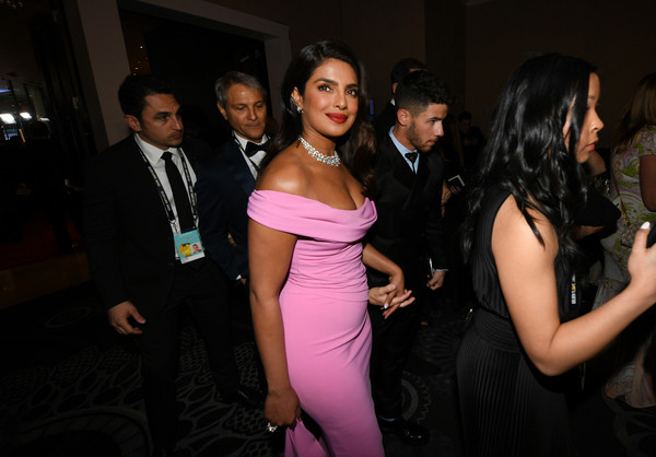 77th Annual Golden Globe Awards - Cocktail Reception