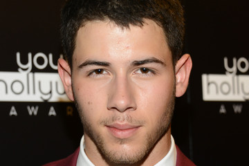 Nick Jonas Arrivals at the Young Hollywood Awards — Part 2