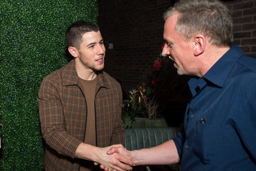 Nick Jonas Los Angeles Confidential Celebrates Cover Star Nick Jonas With Creative Recreation & Don Julio 1942