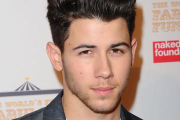 Nick Jonas The World's First Fabulous Fund Fair In Aid Of The Naked Heart Foundation - Red Carpet Arrivals