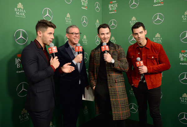 iHeartRadio's Z100 Jingle Ball 2019 Presented By Capital One - Backstage