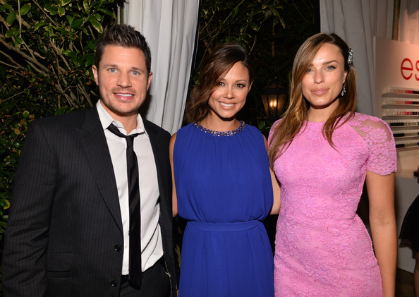 Nick Lachey - The Entertainment Weekly Celebration Honoring This Year's SAG Awards Nominees Sponsored By TNT & TBS And essie - Inside