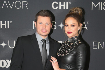 Nick Lachey Vanessa Lachey 2018 Miss USA Competition - Arrivals