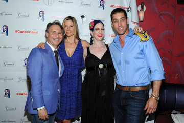 Nick Loeb Champagne Joy Charity Fundraiser Hosted By Mira Sorvino