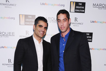 Nick Loeb The Creative Coalition's Spotlight Awards Dinner Gala - Arrivals