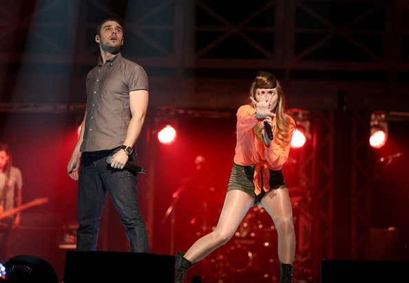 karmin singers dating Hi reddit we're excited to talk to you guys and answer any questions our new album leo rising dropped on friday you can listen to it.