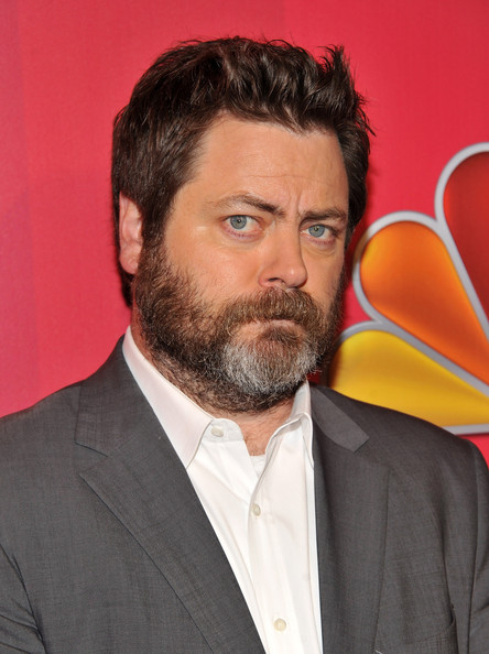 Nick Offerman - Picture Colection