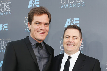 Nick Offerman The 21st Annual Critics' Choice Awards - Red Carpet