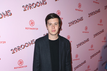 Nick Robinson Refinery29 29Rooms Los Angeles: Turn It Into Art Opening Night Party