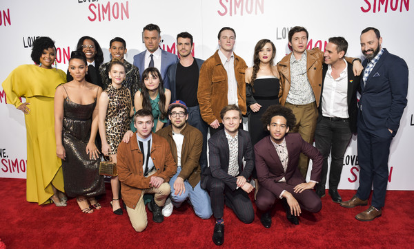 Special Screening Of 20th Century Fox's 'Love, Simon' - Red Carpet
