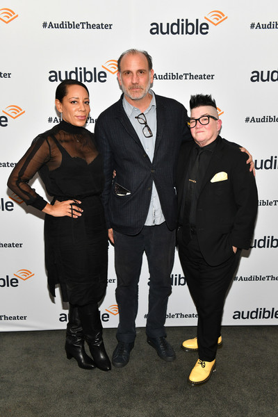 Audible Celebrates 'The Half-Life of Marie Curie' At Minetta Lane Theatre In NYC
