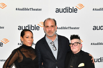 Nick Sandow Audible Celebrates 'The Half-Life of Marie Curie' At Minetta Lane Theatre In NYC