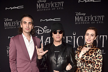 Nick Simmons World Premiere Of Disney's 'Maleficent: Mistress of Evil'