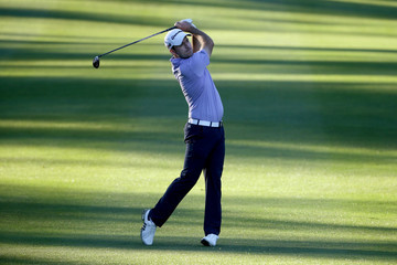 Nick Taylor AT&T Pebble Beach Pro-Am - Round Two