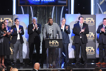 Nick Vallelonga Brian Hayes Currie 22nd Annual Hollywood Film Awards - Show