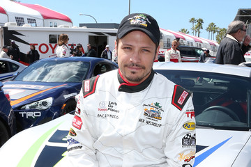 Nick Wechsler Toyota Pro/Celebrity Race: Practice Day