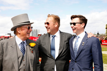 Nick Williams Lloyd Williams 2017 Melbourne Cup Day