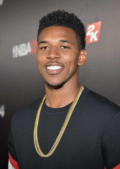 Nick Young Pictures Nba 2k14 Premiere Party At Greystone