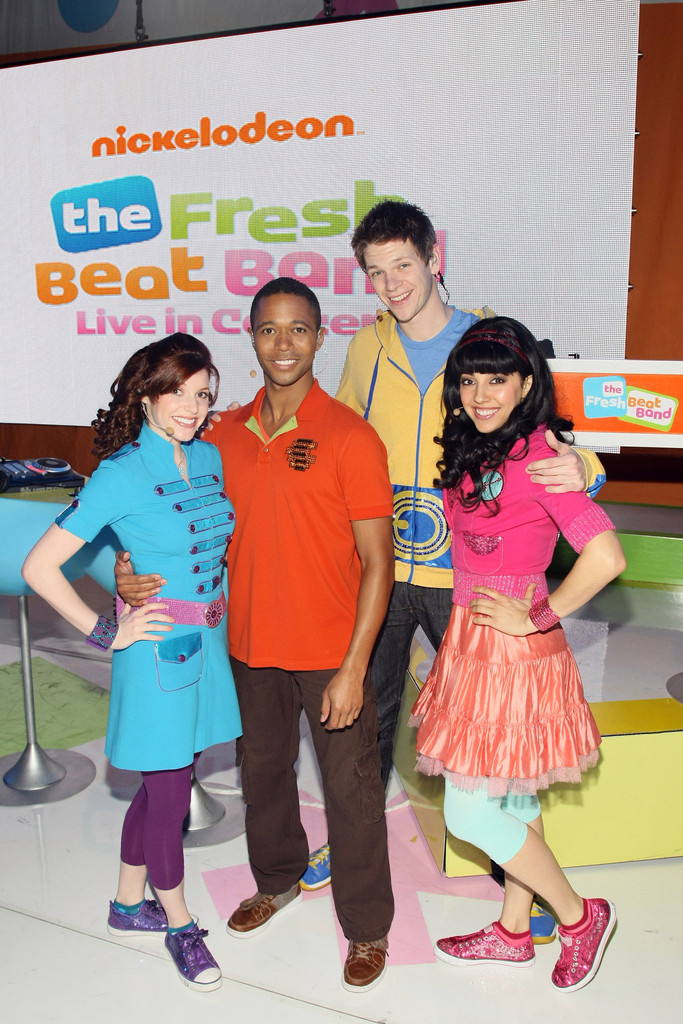 Fresh Beat Band Hookup Each Other