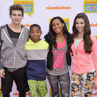Tylen Jacob Williams and Kira Kosarin Photos