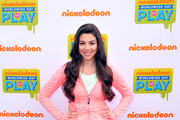 Kira Kosarin of The Thundermans attends Nickelodeon's 11th Annual Worldwide Day of Play at Prospect Park on September 20, 2014 in New York City.
