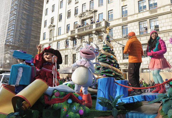 Kiki in Nickelodeon At The 2011 Macy's Thanksgiving Day