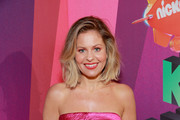 Candace Cameron Bure attends Nickelodeon's 2019 Kids' Choice Awards at Galen Center on March 23, 2019 in Los Angeles, California.