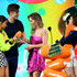 Candace Cameron Bure Photos - (L-R) Daniella Perkins, Owen Joyner, Candace Cameron Bure, Lilimar and Soni Nicole Bringas speak onstage at Nickelodeon's 2019 Kids' Choice Awards at Galen Center on March 23, 2019 in Los Angeles, California. - Nickelodeon's 2019 Kids' Choice Awards - Show