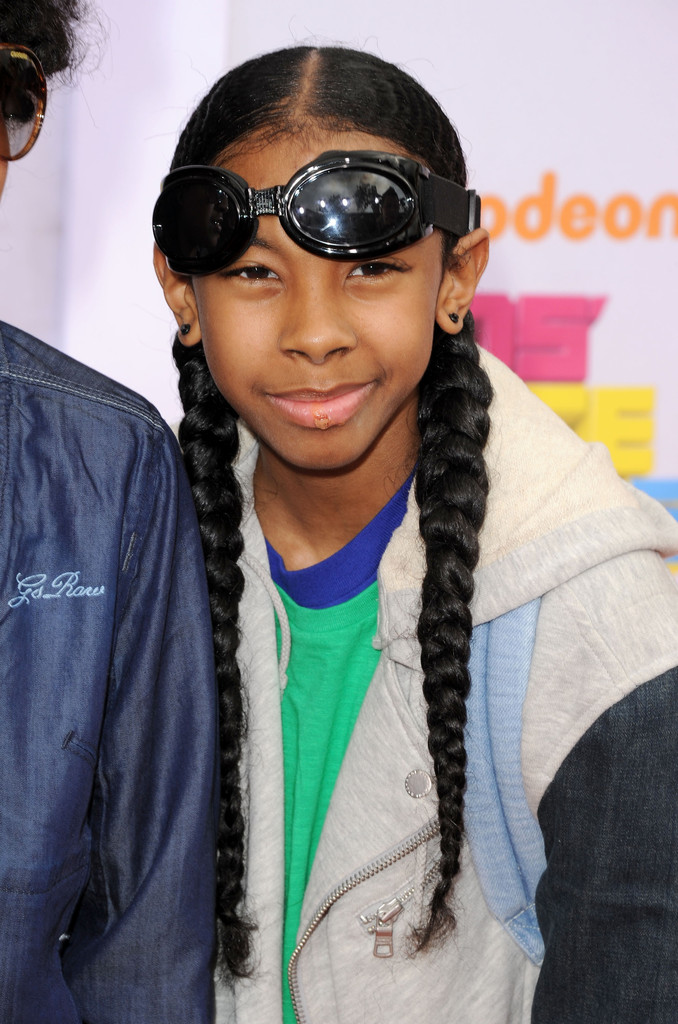 Ray Ray In Nickelodeon S 24th Annual Kids Choice Awards