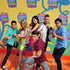 Cameron Jebo Photos - (L-R) Actors Azim Rizk, Ciara Hanna, Christina Masterson, Andrew Gray, Cameron Jebo, and John Mark Loudermilk of Mighty Morphin Power Rangers attend Nickelodeon's 27th Annual Kids' Choice Awards held at USC Galen Center on March 29, 2014 in Los Angeles, California. - Nickelodeon's 27th Annual Kids' Choice Awards - Arrivals