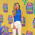 Gigi Hadid Photos - Model Gigi Hadid attends Nickelodeon's 27th Annual Kids' Choice Awards held at USC Galen Center on March 29, 2014 in Los Angeles, California. - Nickelodeon's 27th Annual Kids' Choice Awards - Arrivals