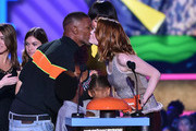 Jamie Foxx and Emma Stone Photos Photo