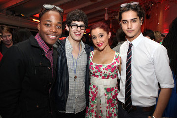 Ariana Grande Leon Thomas III Nickelodeon Celebrates 8th Annual Worldwide Day Of Play In Washington D.C. With Star-Studded Event - Inside