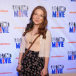 Bianca Ryan Nickelodeon Hosts Orange Carpet Premiere For Original TV Movie